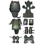 Anti-Riot Control Suit/Body Protector