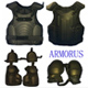 Anti-Riot Control Suit / Body Protector